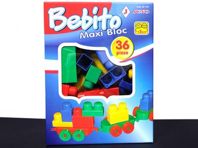Joc Bebito Maxi Bloc