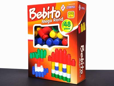 Joc Bebito Mega Rond