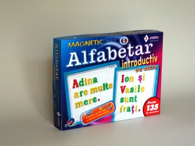 alfabetar introductiv cu cifre
