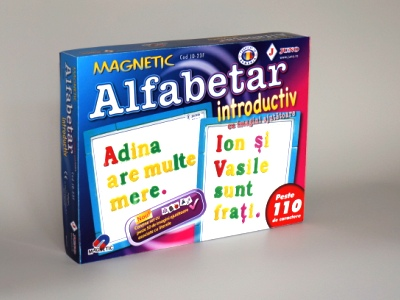 alfabetar introductiv cu imagini ajutatoare