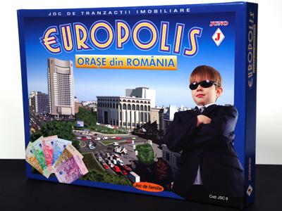 Europolis orase din romania